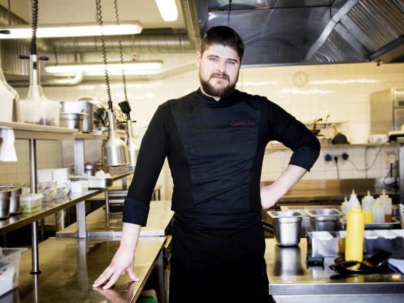 RELAIS&CHATEAUX Stikliai virtuvės šefas